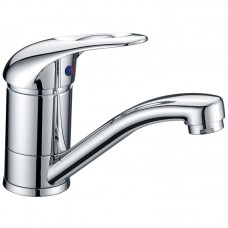 MINA HOLLOW-OUT HANDLE BASIN MIXER - PQ-1001SWC