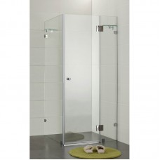 SQUARE FRAMELESS SHOWER SCREEN SET - PLT-1001