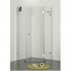 DIAMOND SHOWER SCREEN SET 1000*1000*1950 - PLT-2002