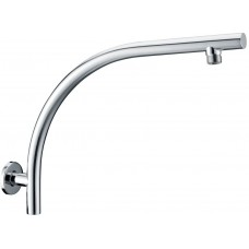 ROUND CURVED SHOWER ARM - PRY631