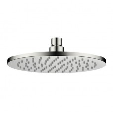 CORA ROUND BRASS SHOWER HEAD 200mm - PRB1056-BN