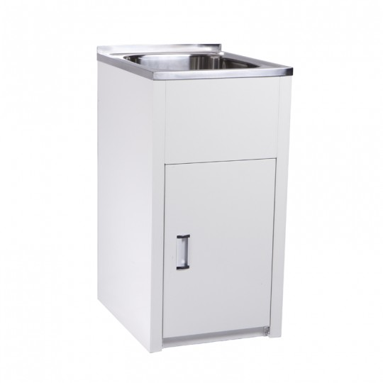 COMPACT LAUNDRY TUB & CABINET - YH235L