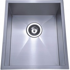 ROSA SINGLE BOWL ABOVE / UNDERMOUNT SINK - PS340