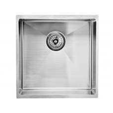 EDEN SINGLE BOWL ABOVE / UNDERMOUNT SINK (R10 CORNER) - PS400R