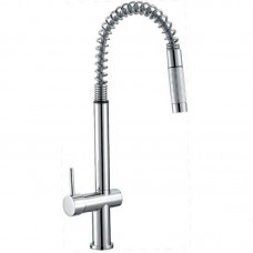 OPUS PIN HANDLE PULL-OUT KITCHEN MIXER - PC1004SB