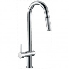 OPUS PIN HANDLE PULL-OUT KITCHEN MIXER - PC1005SB