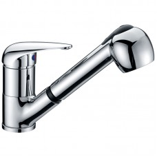 RUBY PULL-OUT SINK MIXER - PM-1004SB
