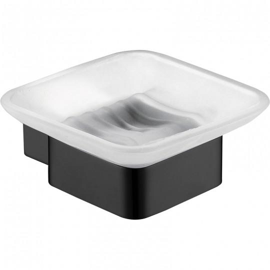 ROSA BLACK SOAP DISH 6403 - 6403-B