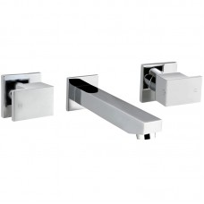 SQUARE BATH TAP SET - PQK90NZ01A