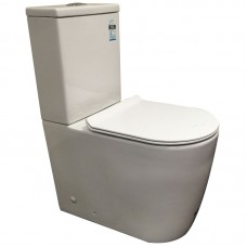 IVY SLIM SEAT TOILET SUITE