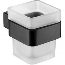 ROSA BLACK TUMBLER HOLDER 6402 - 6402-B