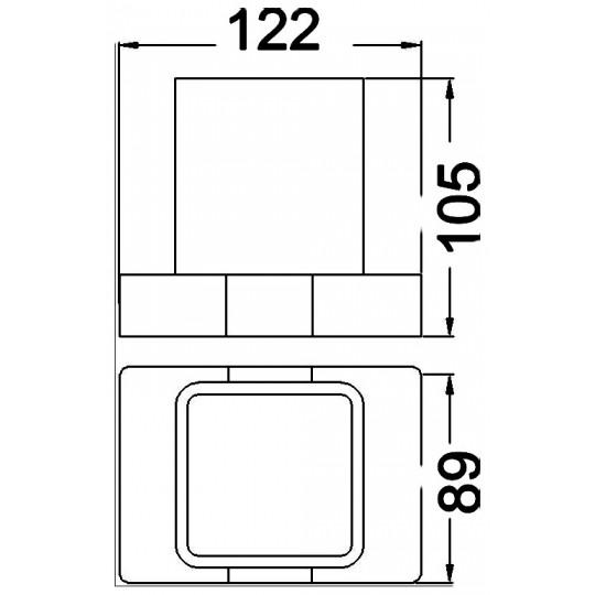 TWA / SETO TUMBLER HOLDER - 3806