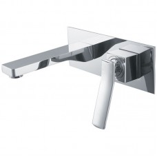 BASIN/BATH MIXER WITH OUTLET - PMS3003
