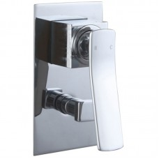 AIKO WALL MIXER WITH DIVERTER - PMS3002