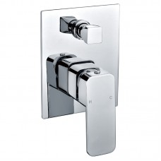 NOVA WALL MIXER WITH DIVERTER - PSR3002SB